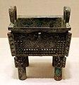 Dinastia shang, calderone rettangolare (fangding), XII-XI secolo ac. 02.jpg