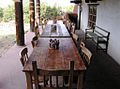 Dining tables (Upaya Zen Center).jpg