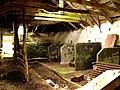Disused byre at East Crosherie - geograph.org.uk - 547234.jpg