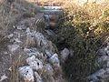 Dolmen de El Moreco (6) Pasillo o Corredor (6679211047).jpg
