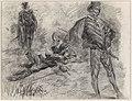 Don Quichot, James Ensor, circa 1870-1880, Koninklijk Museum voor Schone Kunsten Antwerpen, 2708 31.001.jpeg