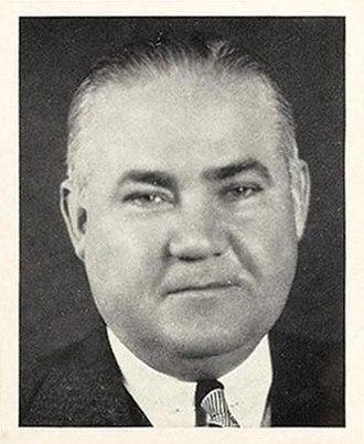 Donald Lee Barnes - Barnes in 1941