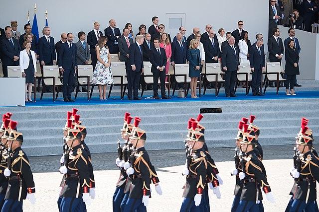 Дональд Трамп посетит Париж для участия в памятных мероприятиях, посвященных 100-летию начала Первой мировой войны
