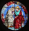 Donatello, Domenico di Piero e Angelo Lippi, vetrata dell'Incoronazione della Vergine, 1434-1437 circa.JPG