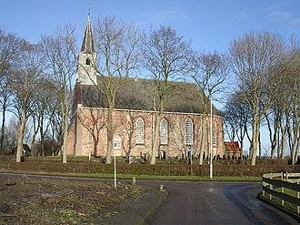 Lioessens - Lioessens church