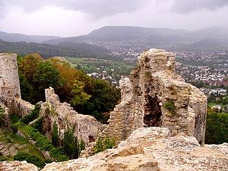 Dorneck Castle - Image: Dorneck 1