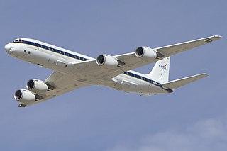 Douglas DC-8 Jet airliner family