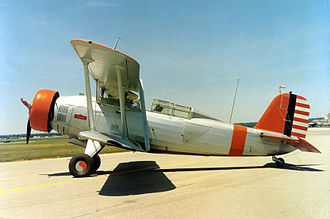 Douglas O-38 - Douglas O-38F at the National Museum of the United States Air Force in 2005