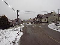 Down part of Bransouze, Třebíč District.JPG