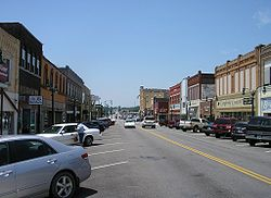 Downtown Claremore