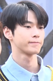 Doyoung going to a Music Bank recording in March 2018 01.png