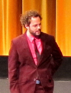Drake Doremus - Drake Doremus at the 2011 London Film Festival