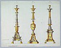 Drawing, Three Designs for Candlesticks, 1802 (CH 18547993).jpg