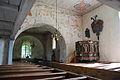 Drevs gamla kyrka, interiör mot öster.JPG