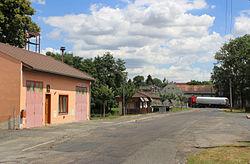 Drobovice, fire house.jpg