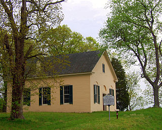 Dudleys Chapel United States historic place