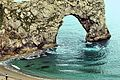 Durdle Door and Amy (29855809096).jpg