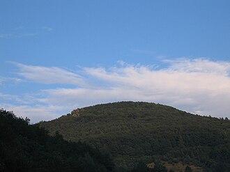 Dolná Ves - Image: Durova skala