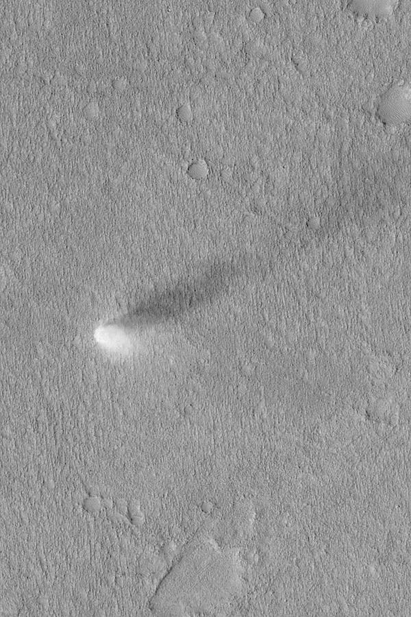 Dust Devil with Shadow
