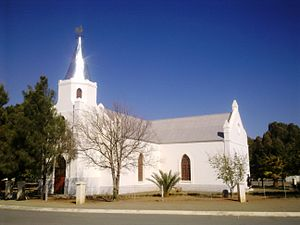 Carnarvon, Northern Cape - Dutch Reformed Mission Church