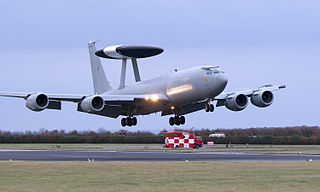 RAF Waddington Royal Air Force main operating base located in Lincolnshire, England