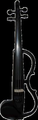 Un violín eléctrico