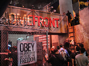 Homefront (video game) - Promotion of Homefront at the 2010 Electronic Entertainment Expo
