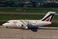 EI-COQ 1 146-RJ70 Alitalia(Azzurra Air) ZRH 31AUG98 (6020546115).jpg