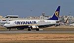 EI-EVV B737-800 Ryanair Faro 13-04-19 (47879416791).jpg