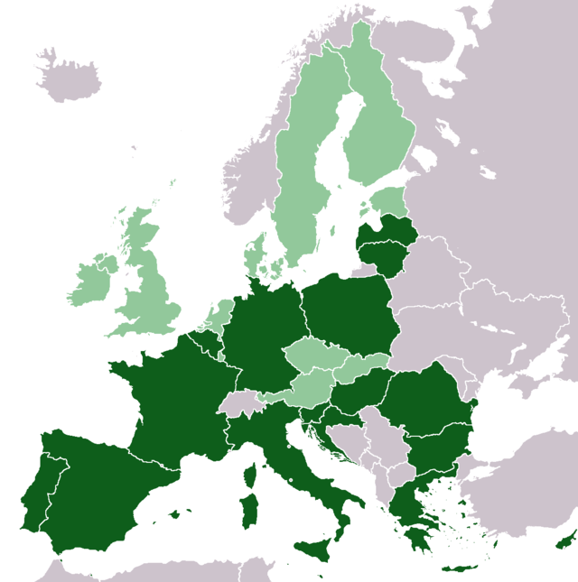 United States of Europe Wikiwand