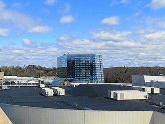 Mohegan Sun - Image: Earth Tower, Mohegan Sun, Uncasville, CT