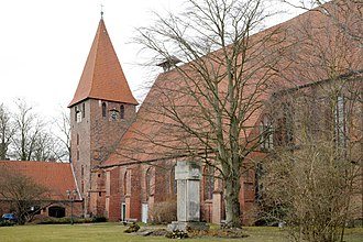 Bruno, Duke of Saxony - Ebstorf Abbey