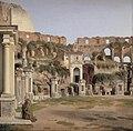 Eckersberg, CW - Et parti af det indre af Colosseum - 1816.jpg