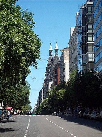 Avenida Belgrano - Image: Edificio Otto Wulff