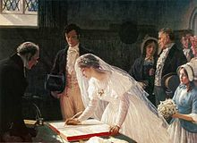 wedding wikipedia