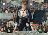 Edouard Manet, A Bar at the Folies-Bergère.jpg