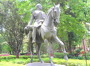 Kala Ghoda - Image: Edward the Viith, prince of wales then