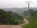 Efate's main highway at Palao River, Vanuatu, 5 June 2006 - Flickr - PhillipC.jpg