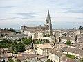 Eglise Monolithe, Saint-Émilion, Aquitaine, France - panoramio.jpg