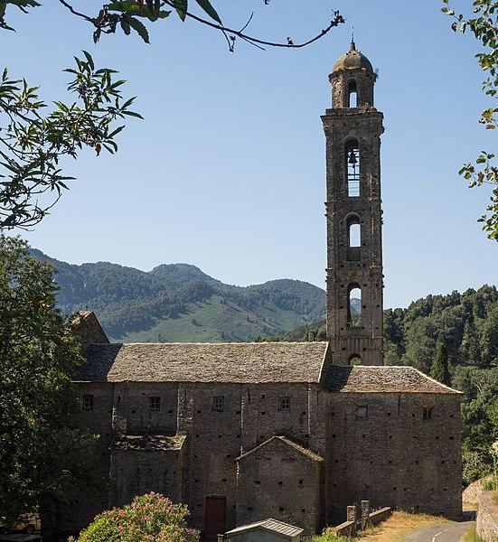 Eglise San Giovanni Moriani
