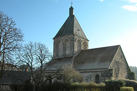 Image illustrative de l'article Église Saint-Laurent-et-Notre-Dame de Gargilesse-Dampierre