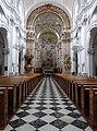 Ehemalige Stiftskirche Pfarrkirche Spital am Pyhrn Innenansicht.jpg