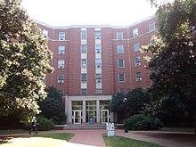 University of North Carolina at Chapel Hill student housing