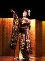 Eiko Hayashi, Nihon Buyô – danse du Kabuki (Musée Guimet) II.jpg