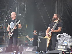 Gli Einherjer live al Wacken Open Air 2009