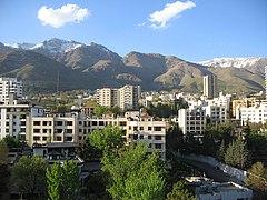 Ekhtiarieh, Tehran, Tehran, Iran - panoramio