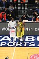 Ekpe Udoh 8 Fenerbahçe men's basketball vs Othello Hunter 21 Real Madrid Baloncesto Euroleague 20161201 (1).jpg
