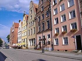 Elbląg, Wigilijna Street No 1-5.jpg