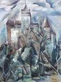 Elena Popea - Castelul Bran.png