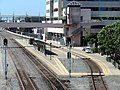 Emeryville station platforms from Powell Street, June 2018.JPG
